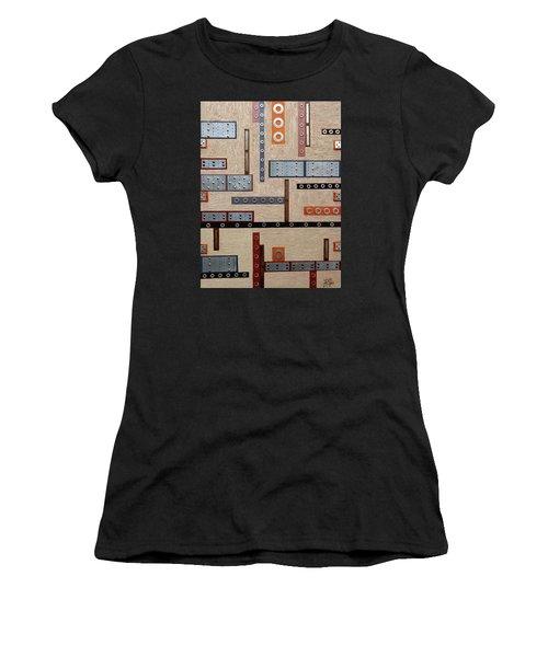 Make Mine Metal Women's T-Shirt (Athletic Fit)