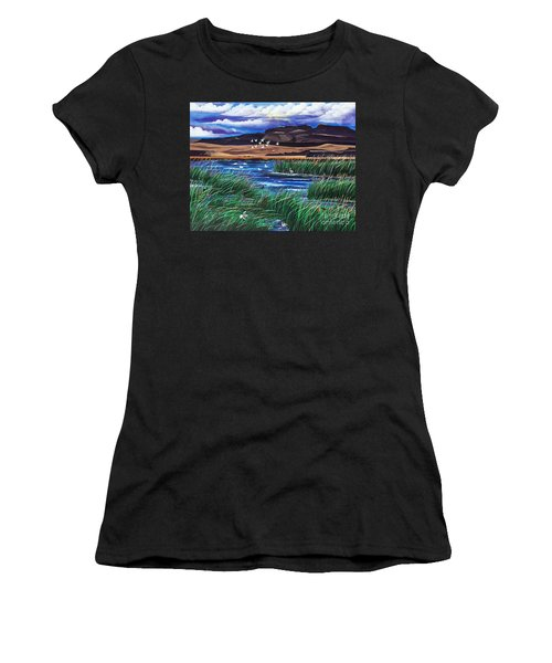 Malhuer Bird Refuge Women's T-Shirt