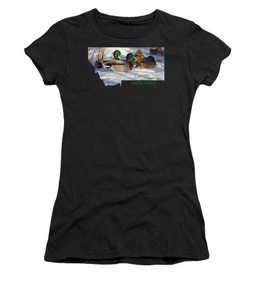 Mallard Montana Women's T-Shirt