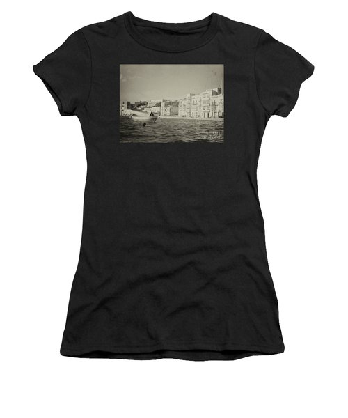 Maltese Boat Women's T-Shirt