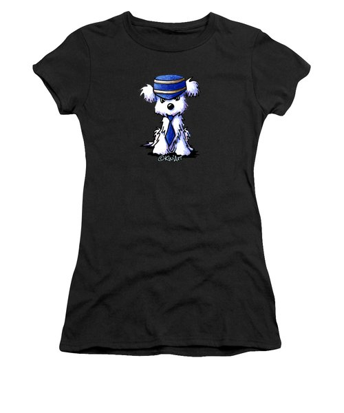 Maltese Conductor Women's T-Shirt
