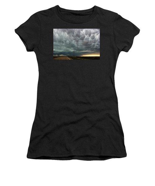 Mammatus Over Montata Women's T-Shirt