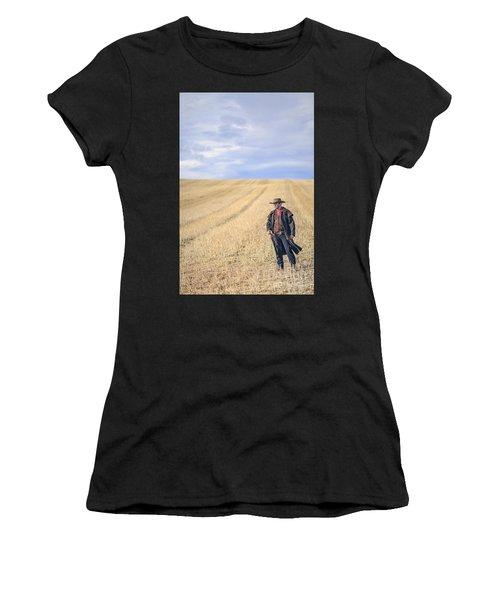Man Of The West Women's T-Shirt