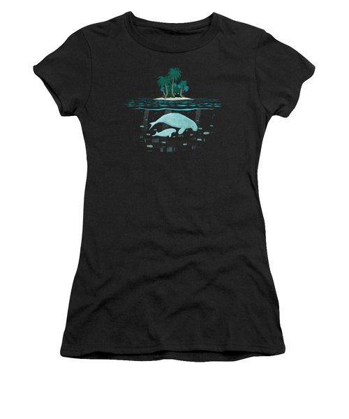 Manatee Island Women's T-Shirt
