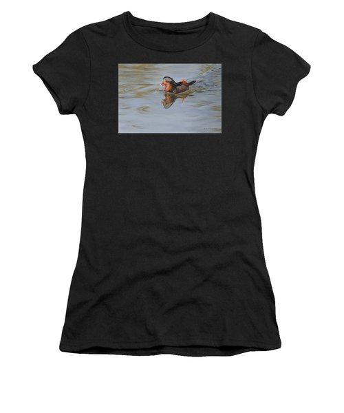 Mandarin Duck Women's T-Shirt