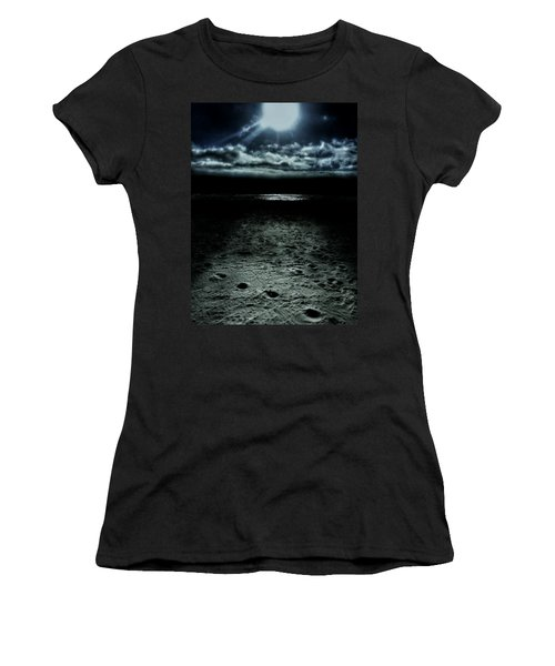 Manhattan Beach Dark Women's T-Shirt