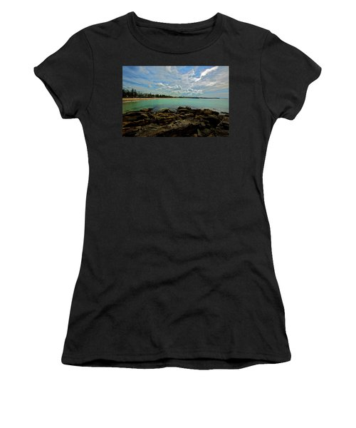 Manly Bliss Women's T-Shirt (Athletic Fit)