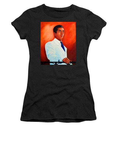 Manolete El Hombre Women's T-Shirt (Athletic Fit)