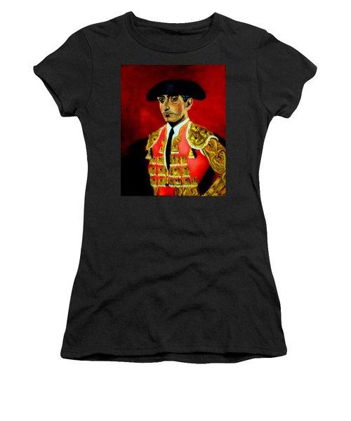 Manolete  Women's T-Shirt (Athletic Fit)