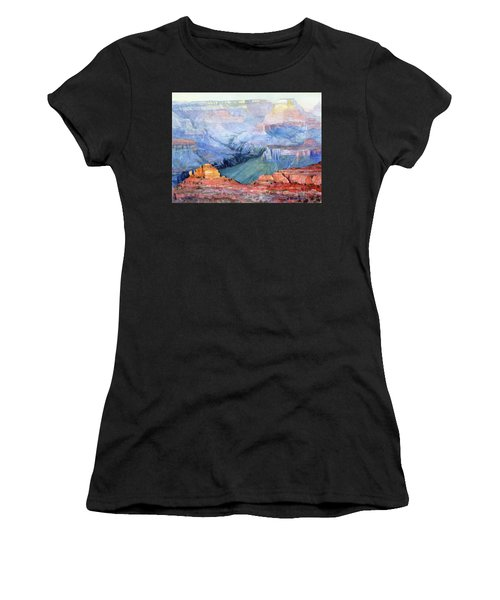 Many Hues Women's T-Shirt
