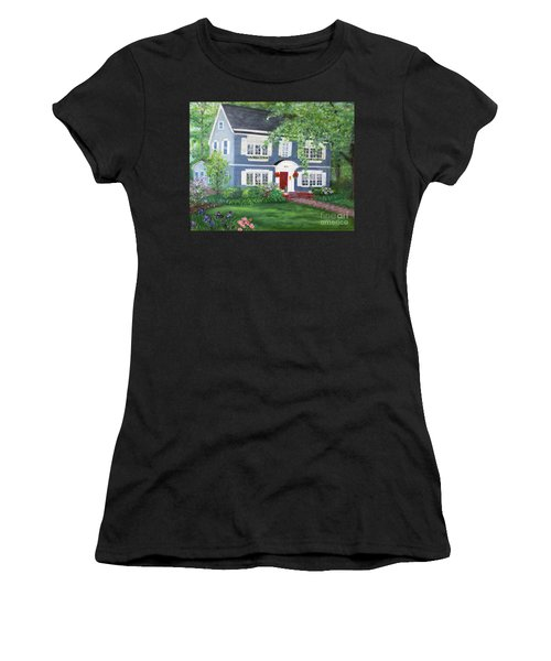 Maplewood Colonial Women's T-Shirt (Athletic Fit)
