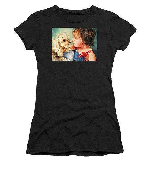 Mara Meets Mocha Women's T-Shirt