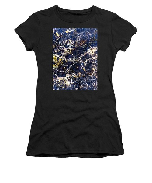 Marble Stone Texture Wall Tile Women's T-Shirt