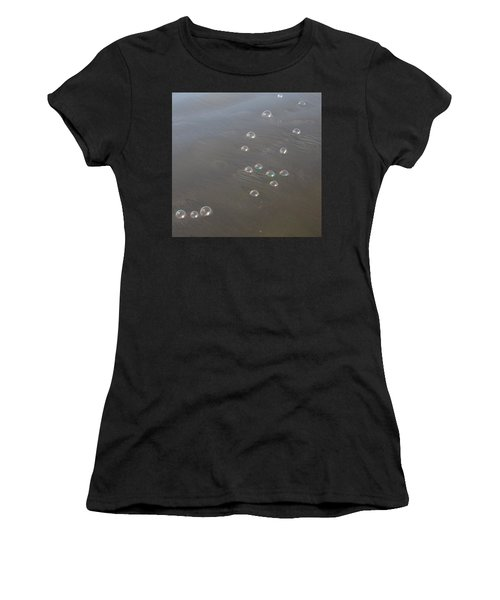 March Of The Bubbles Women's T-Shirt