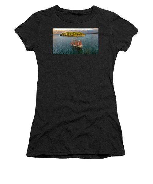 Margaret Todd Schooner Women's T-Shirt