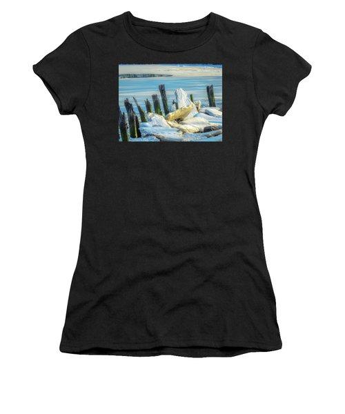 Marina On The Rocks Women's T-Shirt
