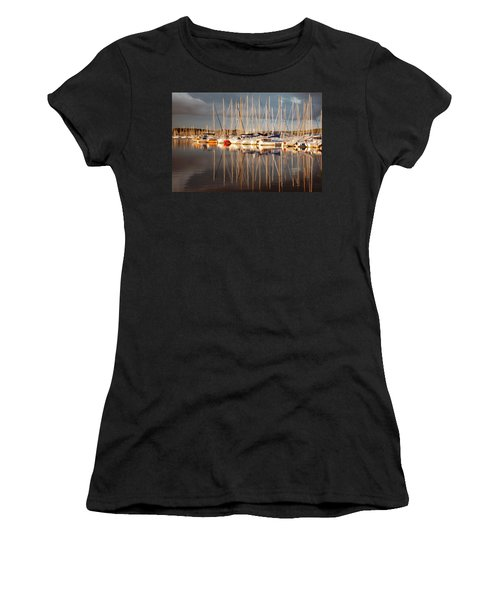 Marina Sunset 6 Women's T-Shirt