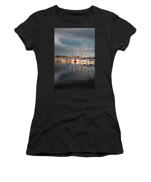 Marina Sunset 9 Women's T-Shirt