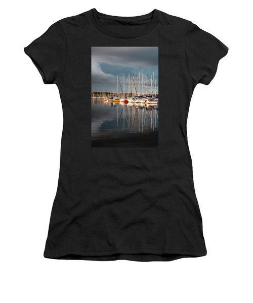 Marina Sunset 9 Women's T-Shirt