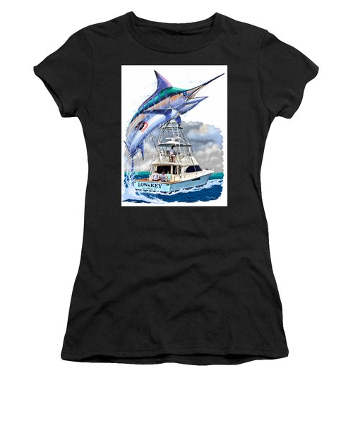 Marlin Commission  Women's T-Shirt