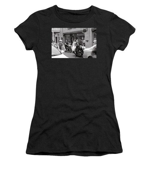 Marriage In Santa Fe Women's T-Shirt