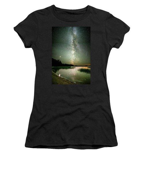 Mars Over Sabao Women's T-Shirt