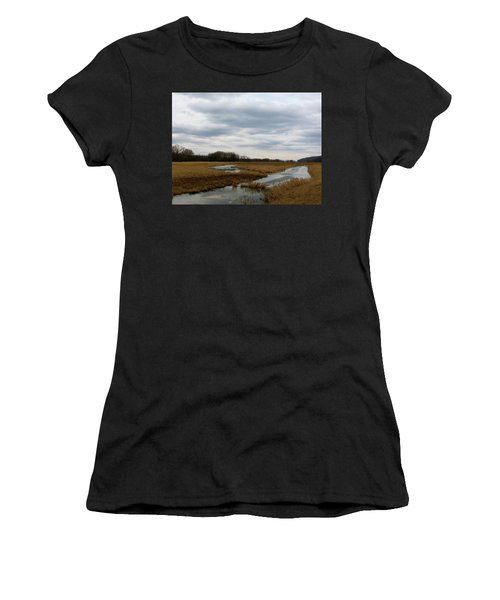 Marsh Day Women's T-Shirt (Athletic Fit)
