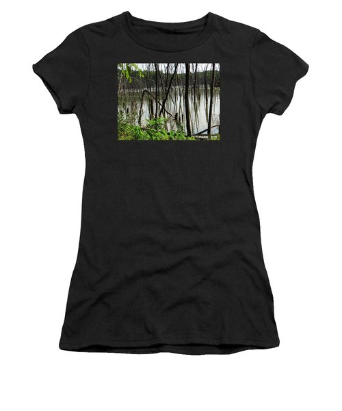 Marsh Women's T-Shirt (Athletic Fit)