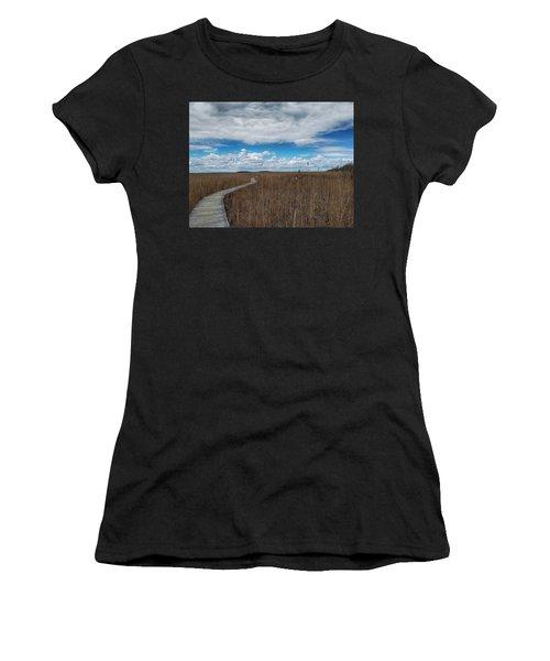 Marsh Walk 3 Women's T-Shirt