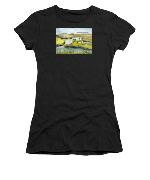 Marshes With Grash Women's T-Shirt