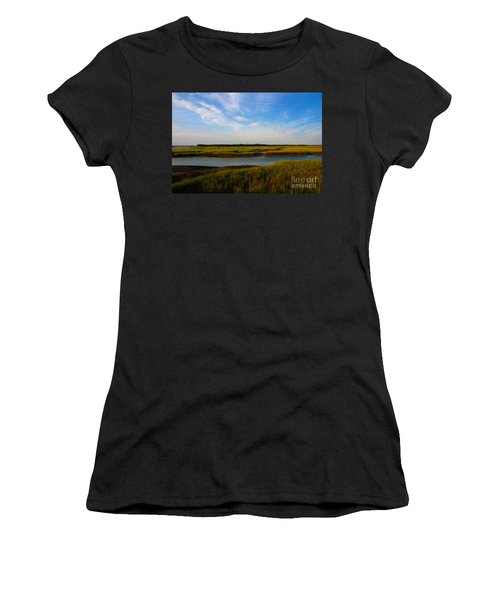 Marshland Charleston South Carolina Women's T-Shirt
