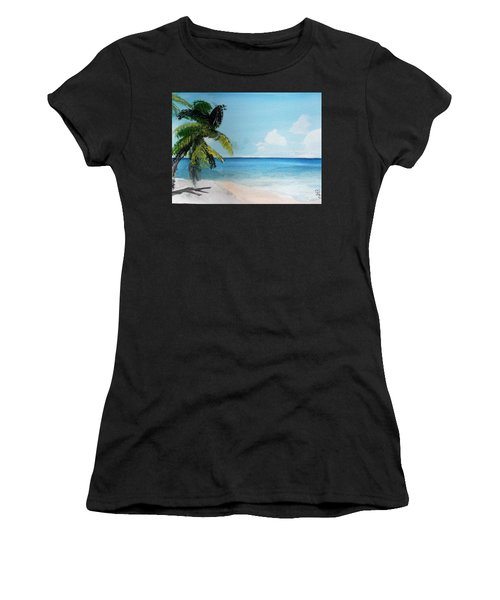 Martinique Women's T-Shirt (Athletic Fit)