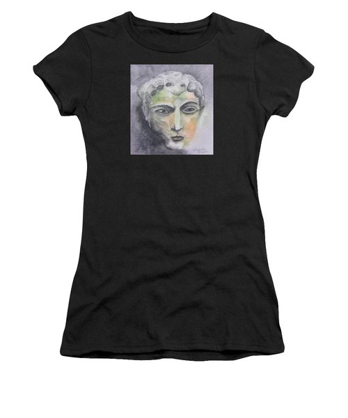 Mask II Women's T-Shirt (Athletic Fit)