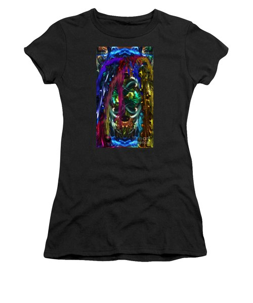 Mask Of The Spirit Guide Women's T-Shirt