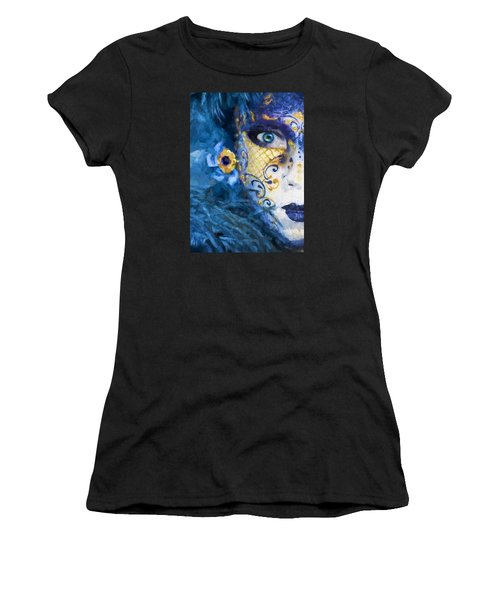 Masquerade I Women's T-Shirt (Athletic Fit)