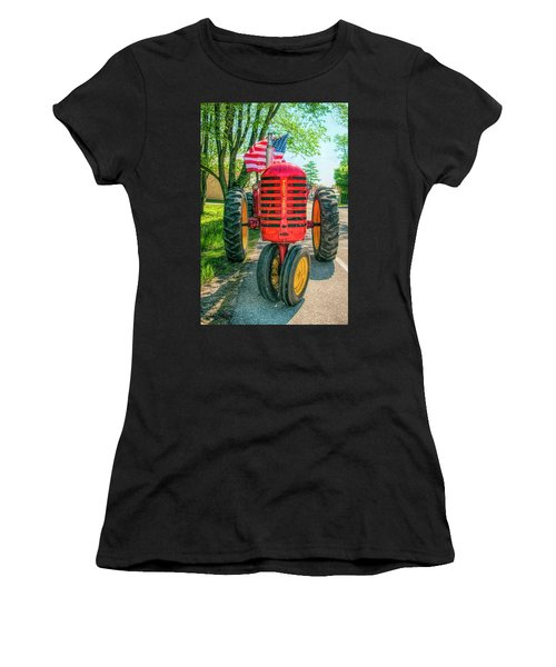 Massey-harris 33 Women's T-Shirt (Athletic Fit)