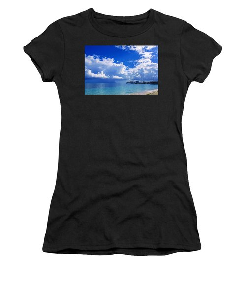 Massive Caribbean Clouds Women's T-Shirt