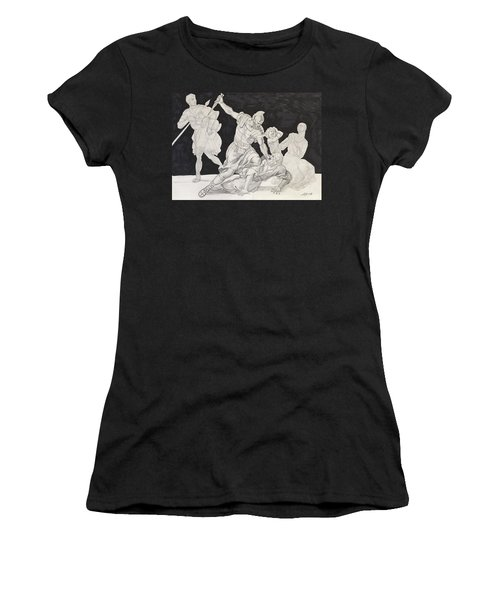Masterstudy Women's T-Shirt (Athletic Fit)