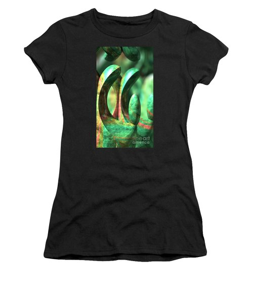 Maternal Reflections Women's T-Shirt (Athletic Fit)