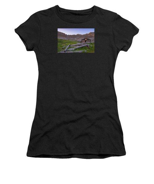 Mayflower Homestead Women's T-Shirt