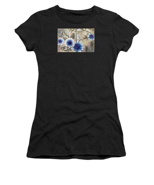 Maypop Dyptech Women's T-Shirt (Athletic Fit)