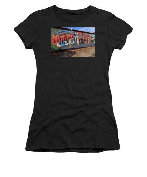 Maysville Mural Women's T-Shirt