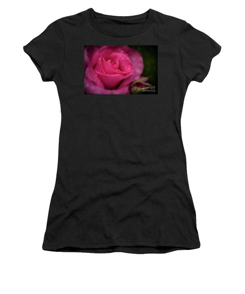 Mccartney Rose Women's T-Shirt (Athletic Fit)