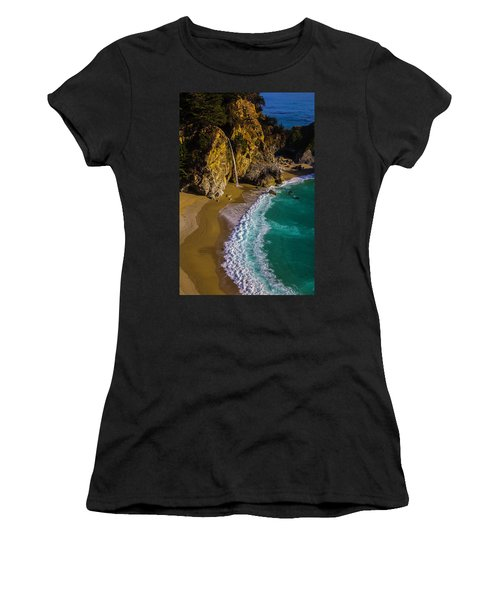 Mcway Cove Beach Women's T-Shirt