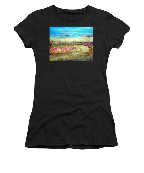 Meadow Bluffs Women's T-Shirt