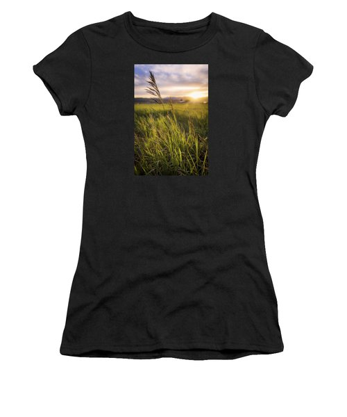 Meadow Light Women's T-Shirt