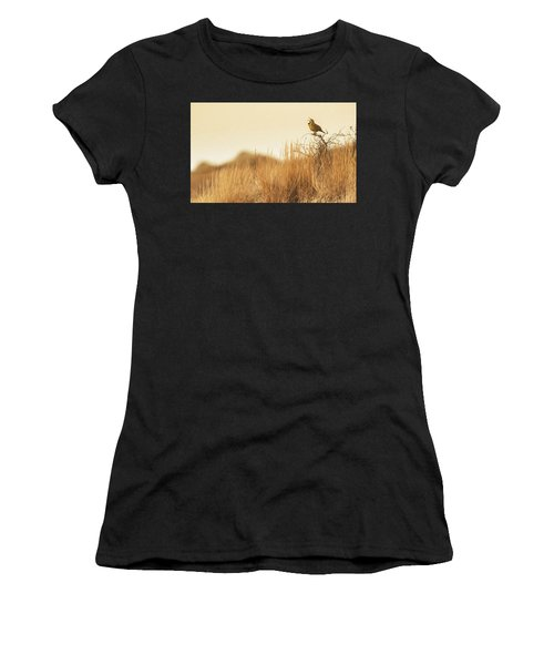 Meadowlark  Women's T-Shirt (Athletic Fit)