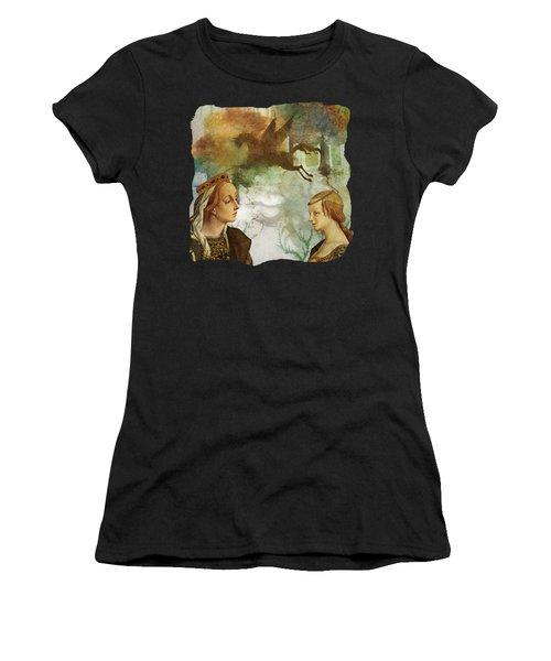 Medieval Dreams Women's T-Shirt (Athletic Fit)