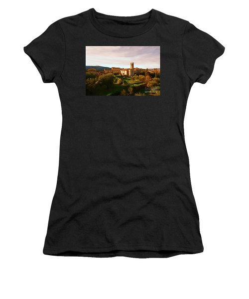 Medieval Tuscany Women's T-Shirt