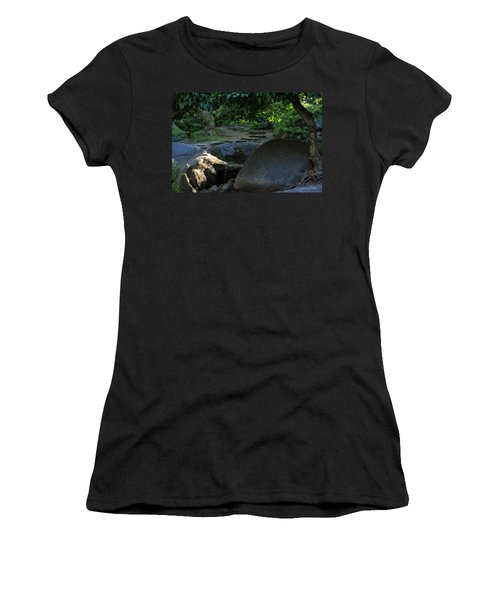 Meditation Path Women's T-Shirt